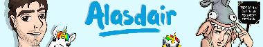 Alasdair channel merchandise